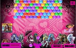 Jocuri cu Bile cu Monster High