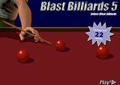 Jocuri cu Blast Biliard Delux
