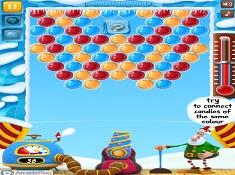 Jocuri cu Bomboanele Bubble Fr...